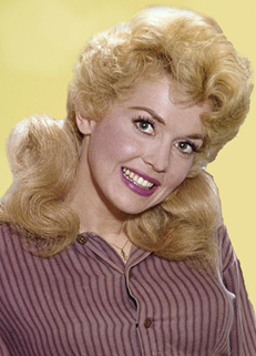 douglas1 Donna Douglas, who starred as Elly Mae Clampett in the TV series The ...